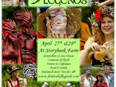 festival of legends north carolina