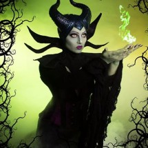 malefficent horns