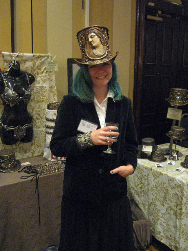 Upstate Steampunk Con 2010