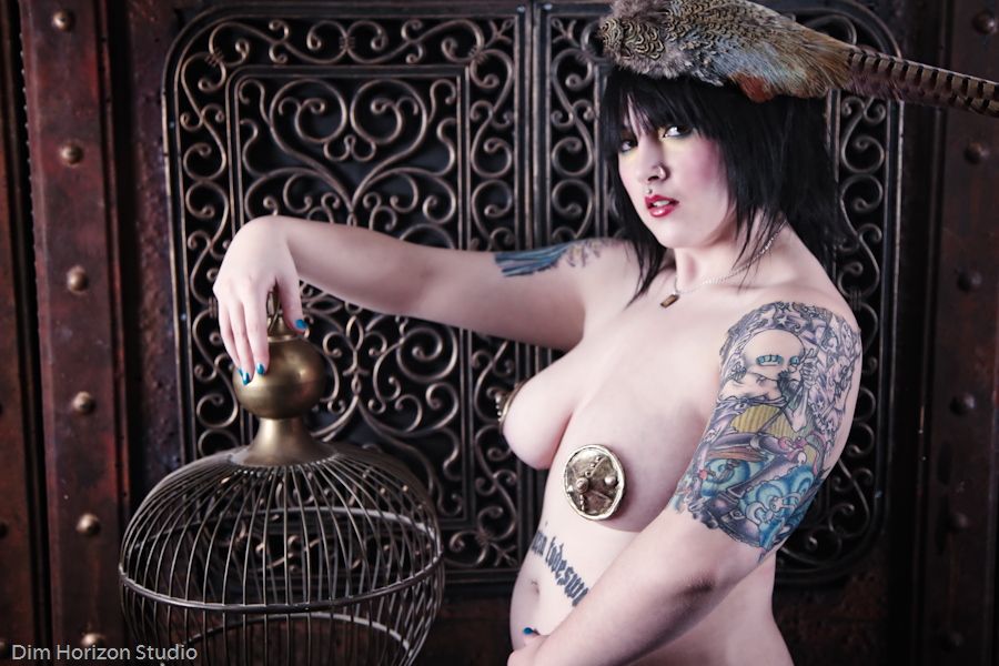 Steampunk Pasties
