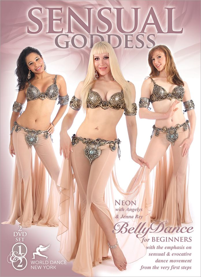 Venus Uprising belly dance sets