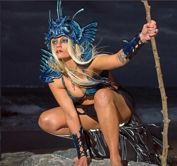 Eden Sirene in Lionfish