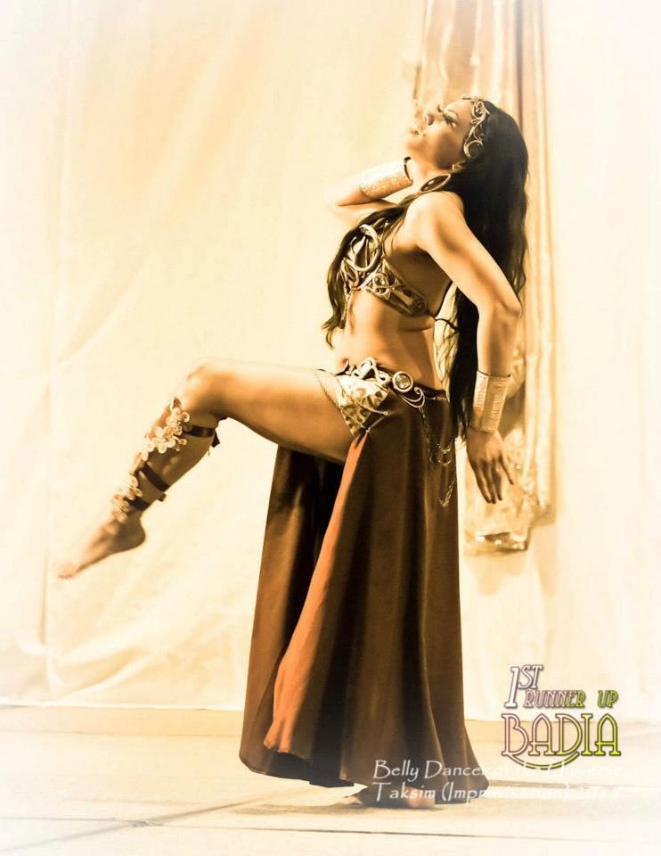Badia Belly Dance set