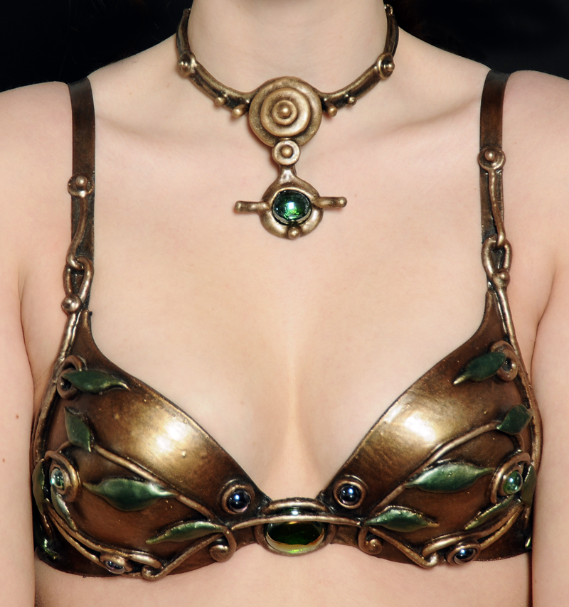 Wood nymph bra