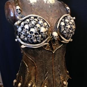 Catacombs corset