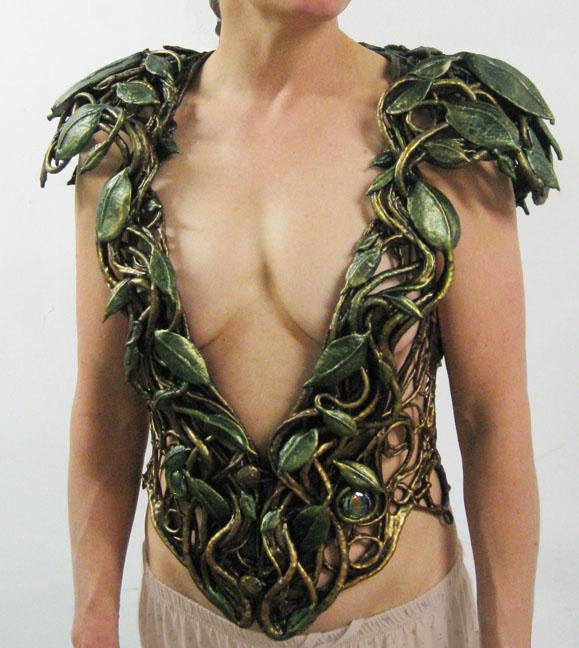 Greenwoman vest