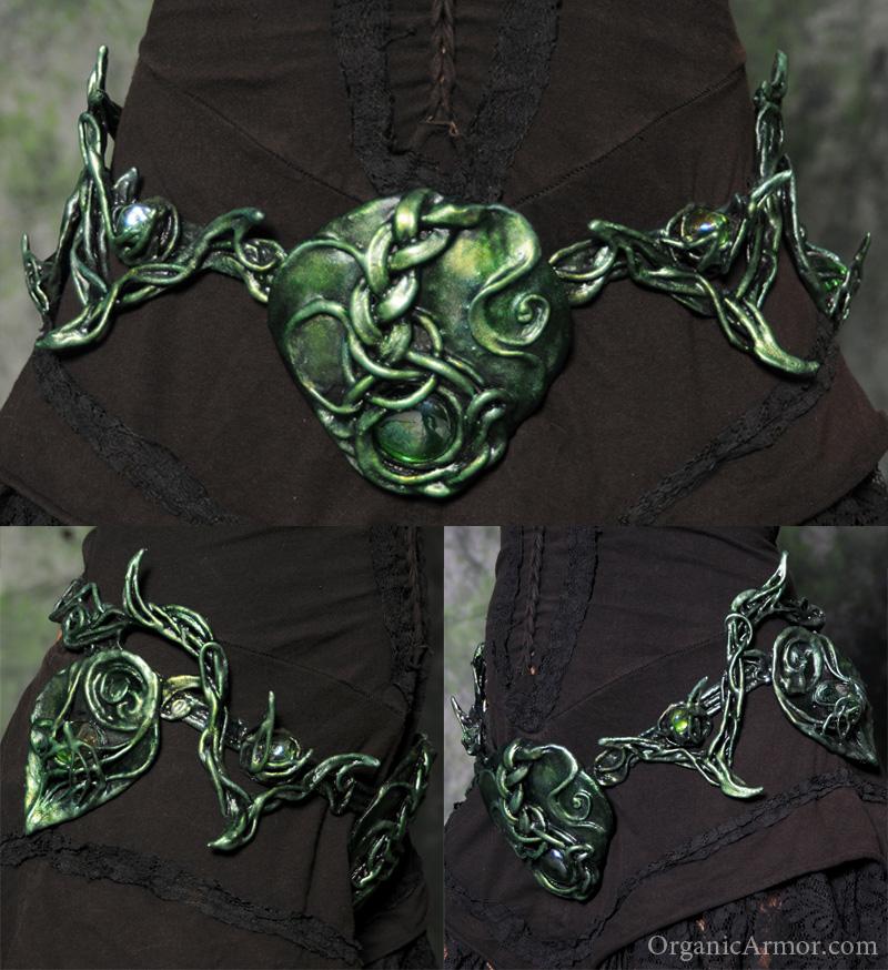 Morrigan belt