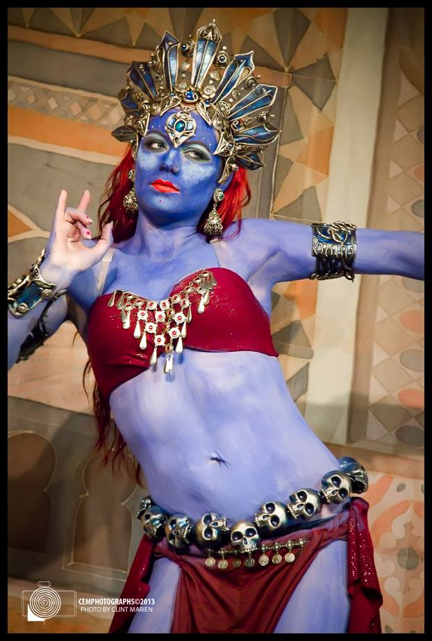 Jaydee as Kali