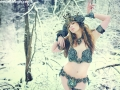 Winter Goddess set