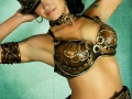 Steampunk Bra and belt