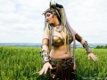 Bronze Age belly dance set