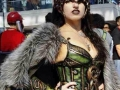 Lady Loki at Comiccon