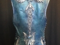 Merman vest back