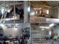 Studio remodel