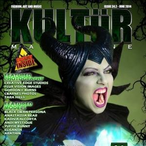 Kulture Magazine cover