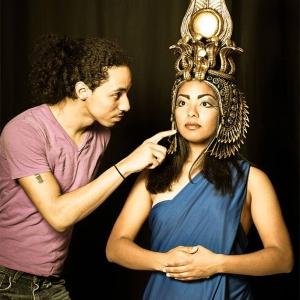Cleopatra shoot