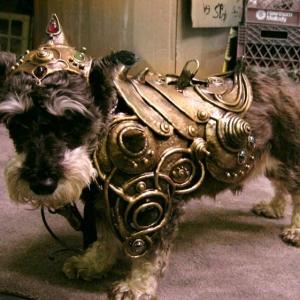 Diesel's armor