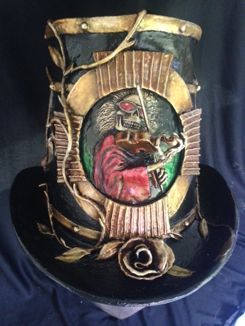 Blues for Allah hat