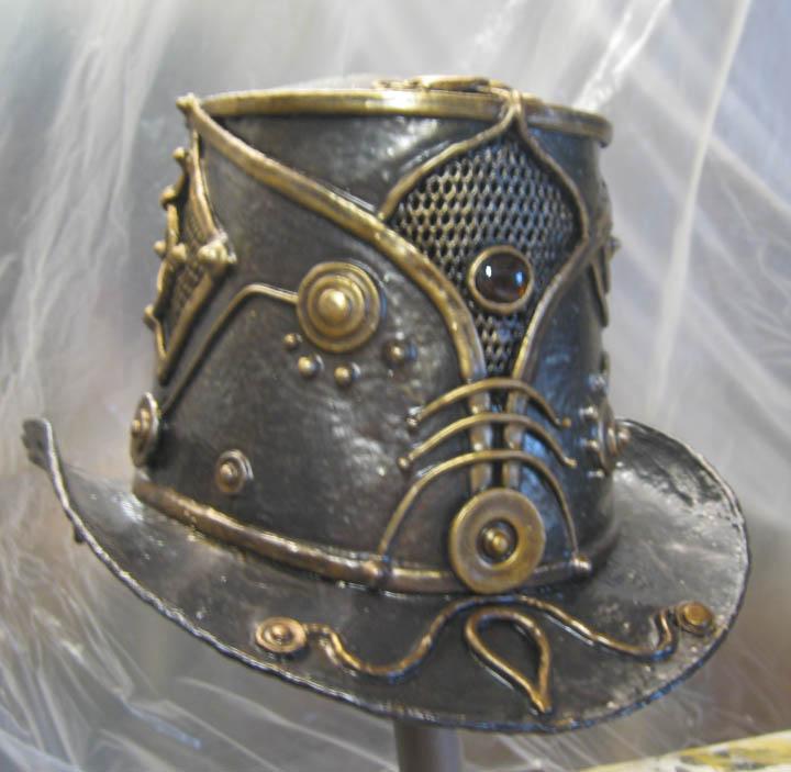 Ringmaster top hat