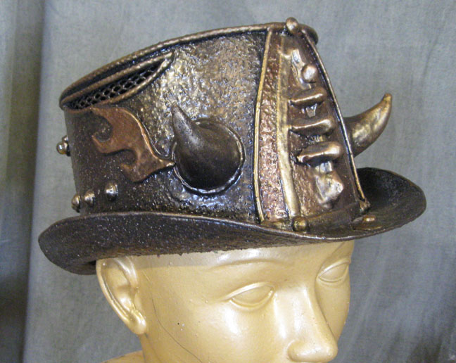 Spinal top hat