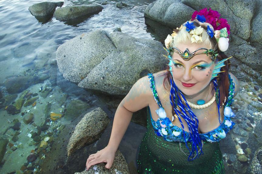 Mermaid circlet