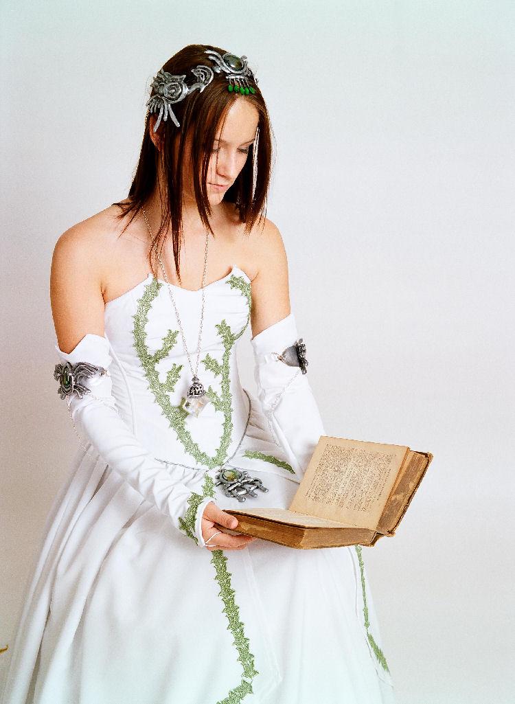 Princess Garnet cosplay