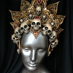 Kali headdress