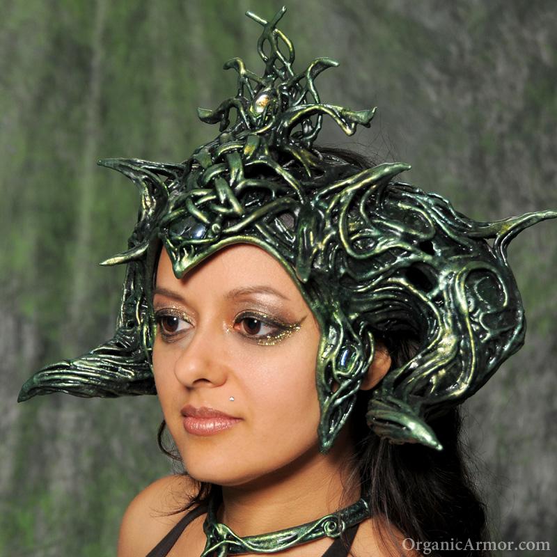 Morrighan headdress