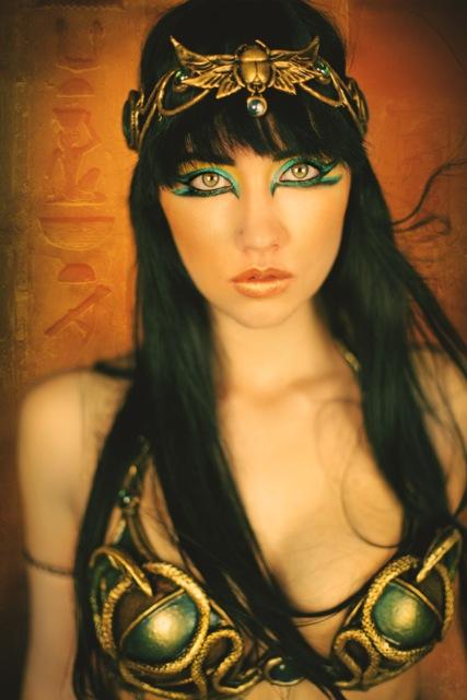 Egyptian Mena circlet