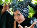 Maleficent headdress