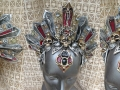 Queen of Skulls headdress