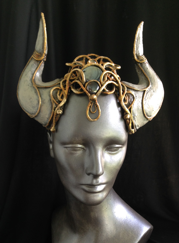 Bride of Thrymr headdress