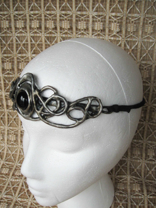 filigree circlet