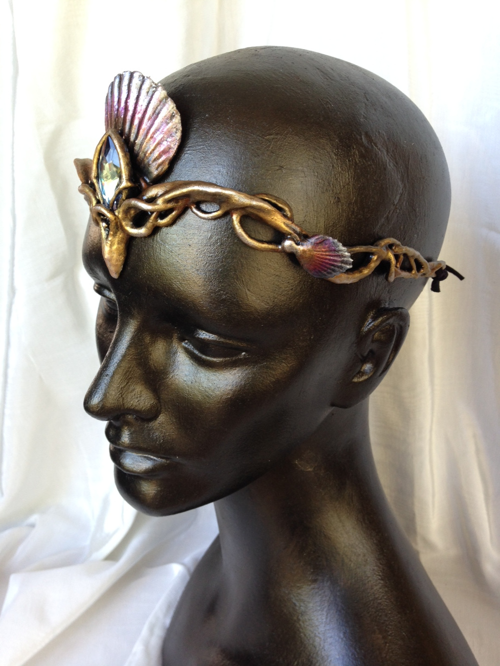 New filigree circlet