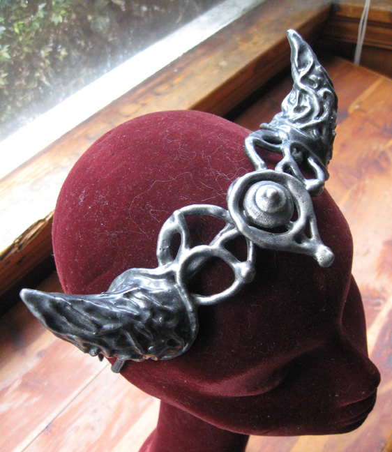 faun horns