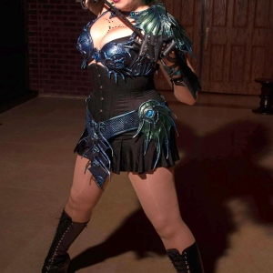 Bernadette as Sea Siren