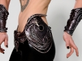 Biomech Eve bracers
