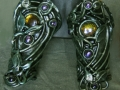 Greenleaf bracers