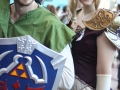 Princess Zelda at Comiccon
