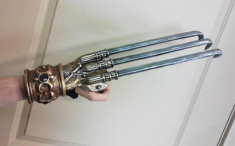 Vega claw