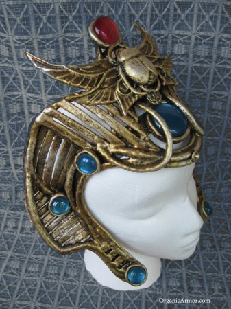 sphinx headdress egyptian costume