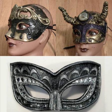 organic armor masks