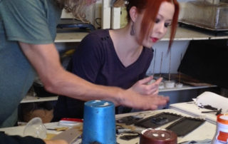 organic armor arts workshop armbands