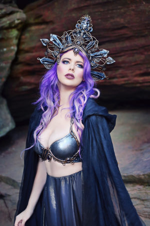 persephone headdress