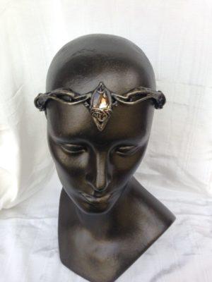 bronze circlet