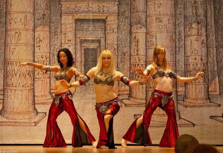 Venus Uprising 2010