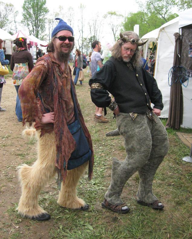 Spoutwood Fairy Fest 2011