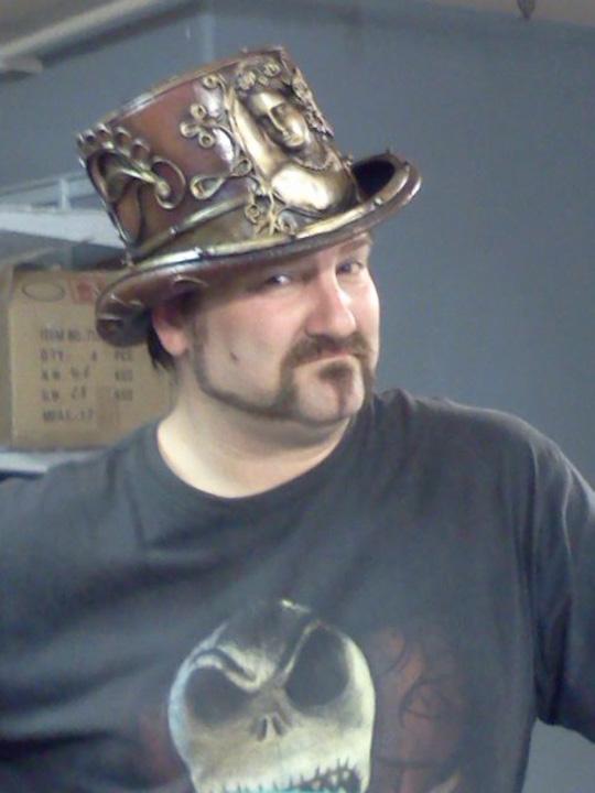 Brayton of Legendary Costume Works