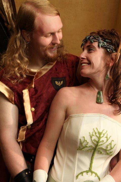 Robb & Amanda wedding