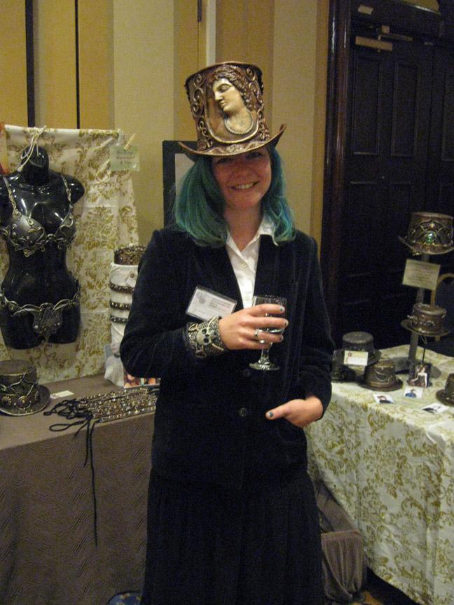 Upstate Steampunk Con 2010